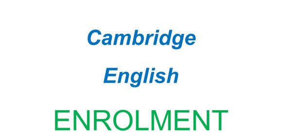 Instrucciones para inscribir candidatos (Cambridge English)