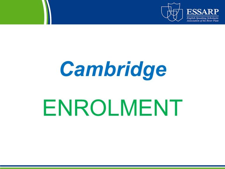 Instructions for Enrolling Candidates