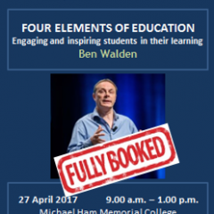 Four Elements of Education