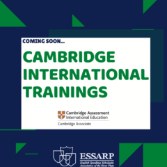 Cambridge International Trainings